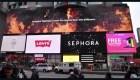 Times Square agradece a bomberos que combatieron incendios en Australia