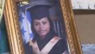 Una madre desesperada por su hija aislada en China