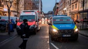 Al menos nueve muertos en dos bares de shisha en Alemania