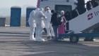 Ucrania: protesta por llegada de avión con evacuados de Wuhan