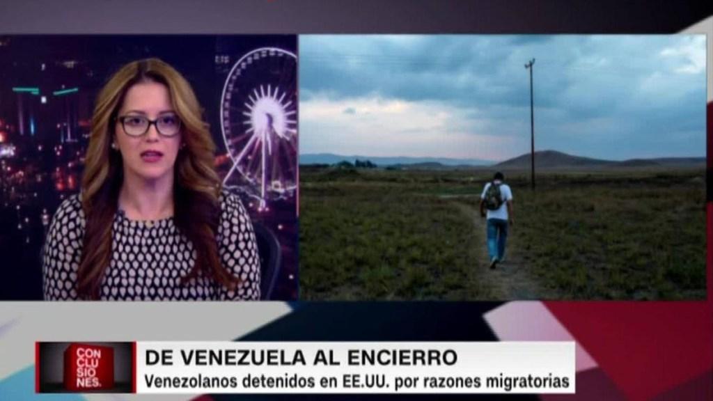 De Venezuela al encierro