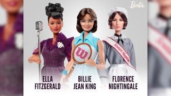 Las nuevas mujeres inspiradoras de Barbie