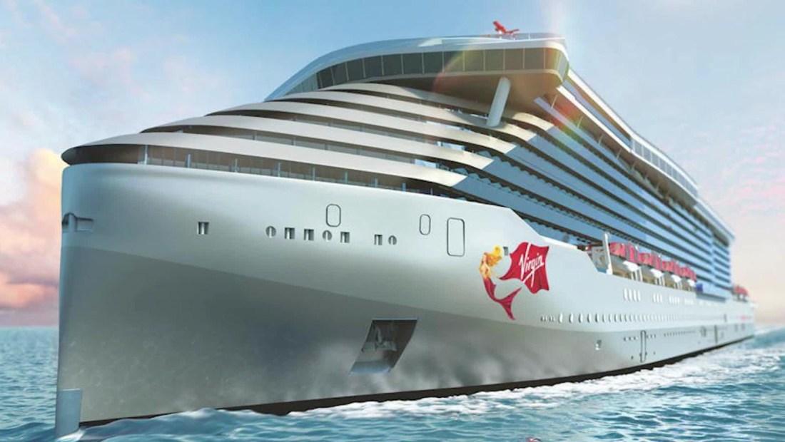 Richard Branson lanza su lujoso crucero solo para adultos