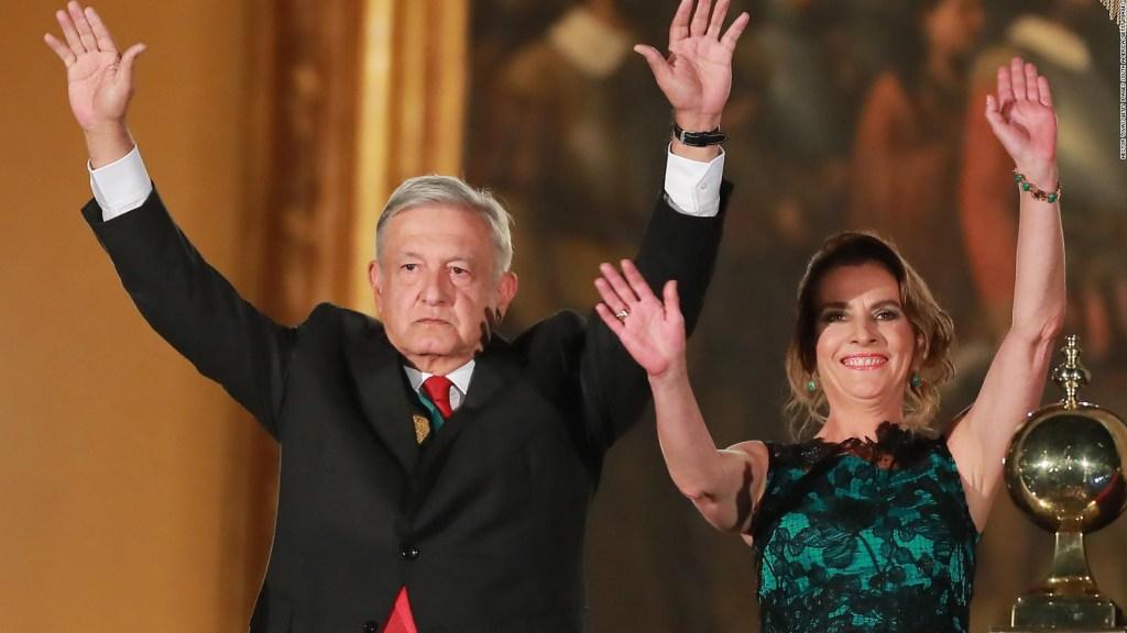 Primera dama mexicana apoya el paro nacional de mujeres. Luego, se retracta