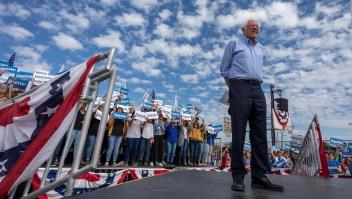 Bernie Sanders encabeza asambleas partidarias de Nevada
