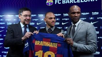FC Barcelona: ¿Martin Braithwaite era el indicado?