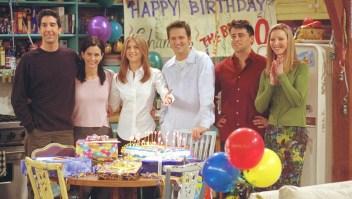 "Vuelve ""Friends"" con un especial"