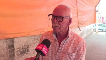 Abuelo de Fátima agradece a todos los que los ayudaron