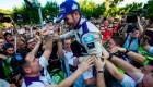 Formula E: Sam Bird y la mejor carrera de su vida