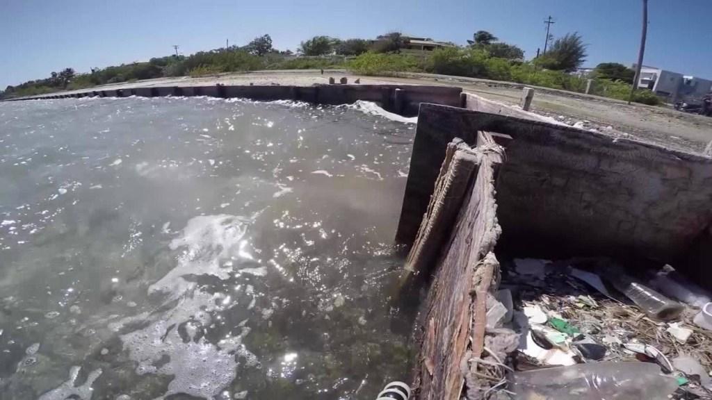 El cambio climático amenaza las Salinas de Cabo Rojo