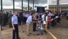 Coronavirus: Levantan la cuarentena a 58 personas en Brasil