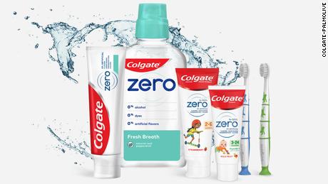 La nueva pasta de dientes de Colgate es vegana