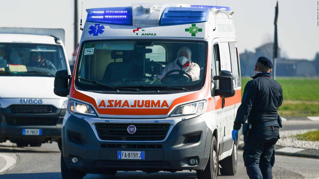El coronavirus se cobra más vidas en Italia