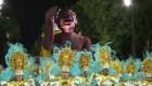 Carnaval de Río de Janeiro toma tono político