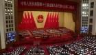 Aplazan la sesión del congreso de China por coronavirus