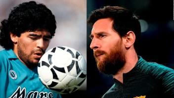 A quién prefiere Piqué: ¿Messi o Maradona?