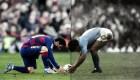 Messi pisa el templo de Maradona por primera vez