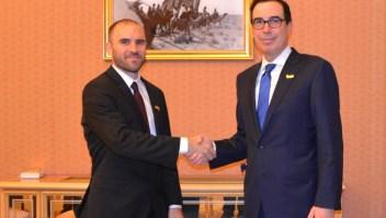 Deuda argentina: Reuniones claves para la renegociación