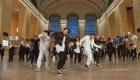La aventura de BTS y Jimmy Fallon en Nueva York