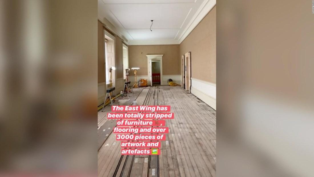 El Palacio de Buckingham abre sus puertas en Instagram