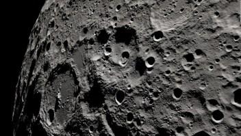 Los secretos de la cara oculta de la luna