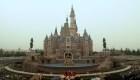 El parque de Disney en Shanghái afectado por el coronavirus