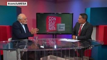 Carlos Mesa descarta una alianza con el MAS