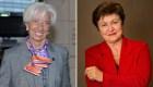 FMI: ¿Qué diferencia a Georgieva de Lagarde?