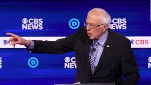 Sanders y su idea para que latinos vendan marihuana