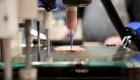 Hacen carne con una impresora 3D