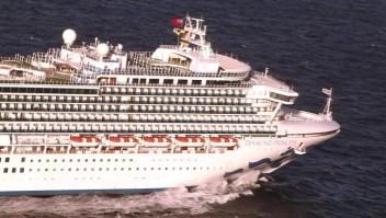 crucero coronavirus japon diamond princess
