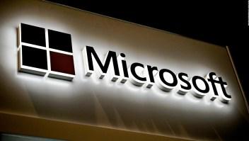 Acción de Microsoft cae casi 7%