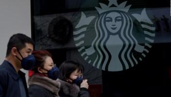 Starbucks reabre el 85% de sus tiendas en China