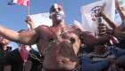 Protesta masiva por la democracia en República Dominicana