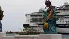 Desembarco de crucero en Cozumel causa polémica