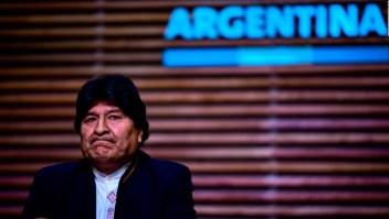 ¿Qué opina Almagro sobre campaña política de Morales?