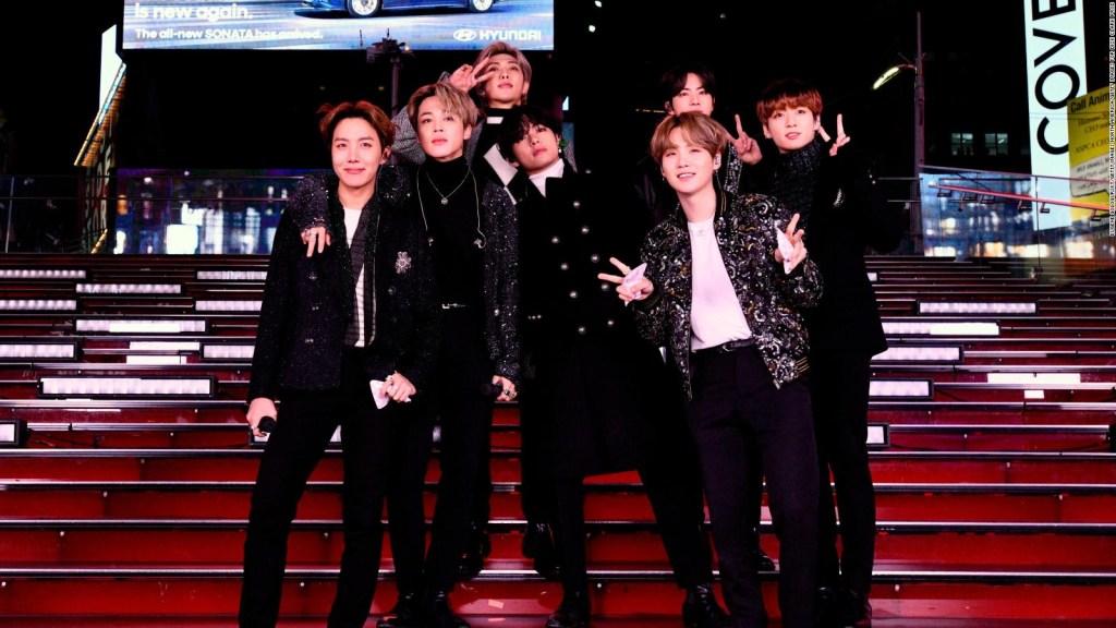 BTS cancela conciertos por coronavirus