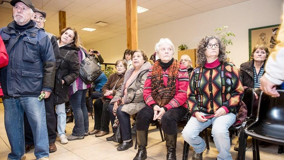 La situación de los jubilados en Argentina. (Foto de Télam).
