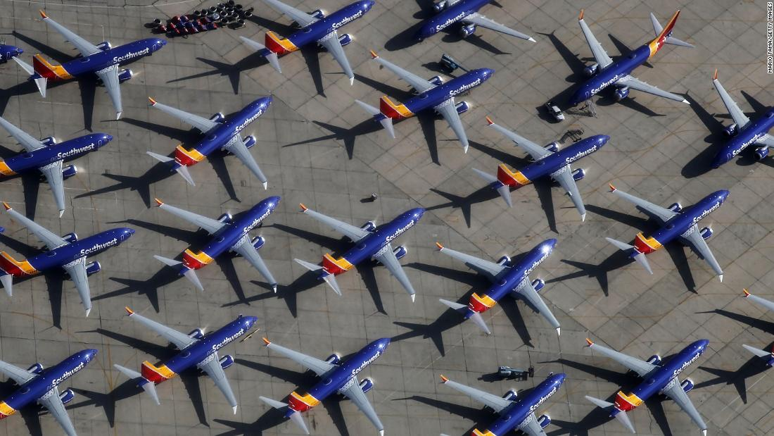 Nueva falla software Boeing 737