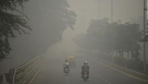 21 de las 30 ciudades del mundo con la peor contaminación del aire están en India