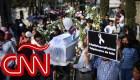 Despiden a la niña Fátima: así es el funeral en el sur de Ciudad de México