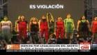 Multitudinaria marcha para pedir por la legalización del aborto en Argentina