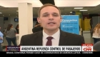 Coronavirus: Argentina refuerza el control de pasajeros