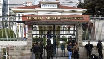 tribunal electoral bolivia