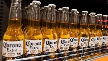¿Estaría afectándose la cerveza Corona por el coronavirus?