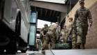 El gobierno de Trump enviará a 160 soldados a la frontera con México