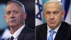 Netanyahu y Gantz se unen para combatir el covid-19