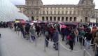 Cierra el Museo del Louvre por el brote de coronavirus