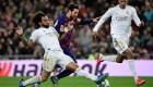 El Clásico: El rendimiento de Messi ante Real Madrid