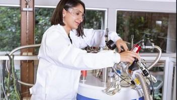 Semana de las mujeres: Una científica colombiana en la mira mundial